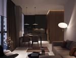 Thiết kế nội thất đẹp và đủ tiện nghi cho căn hộ nhỏ dưới 40 m2 (P.1)
