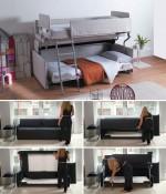 Chọn giường ngủ thông minh cho không gian phòng ngủ chật