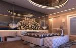 Phong cách phòng ngủ vintage lãng mạn vô cùng quyến rũ