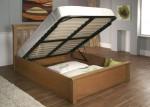 Khéo léo tận dụng gầm giường làm nơi cất đồ cho phòng ngủ thêm thoáng đãng