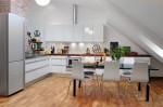 Những mẫu thiết kế phòng bếp ấn tượng và sâu sắc