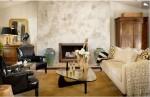 Những cách trang trí tường phòng khách cực ấn tượng và cá tính