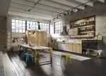 Những căn bếp dù đơn giản mà vẫn cuốn hút lạ kỳ