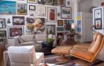 Những góc thiết kế phòng khách đẹp và đầy ấn tượng