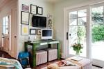 Những thiết kế phòng khách cực kỳ tiết kiệm không gian cho nhà nhỏ