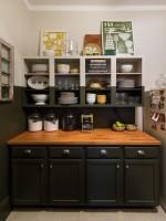 Những mẹo thiết kế cho không gian phòng bếp nhỏ thêm xinh