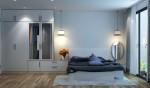 Cách phối nội thất cực đẹp cho không gian phòng ngủ