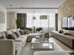 Những mẫu thiết kế nội thất phòng khách nhà ống đơn giản mà đẹp vô cùng