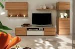 Những mẫu kệ trang trí cực sang trọng cho không gian phòng khách