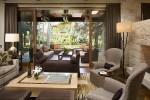 Không thể rời mắt khỏi những phòng khách hiện đại và ấm áp thế này