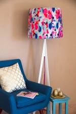 Những cách phối màu độc đáo cho không gian phòng ngủ thêm ấn tượng