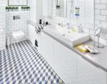 Gợi ý cách thiết kế phòng tắm vừa sang vừa thu hút