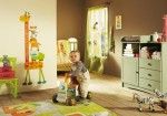 Những căn phòng cho bé ngộ nghĩnh và đáng yêu vô cùng
