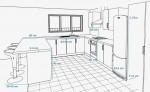 Mách nhỏ mẹo chọn mua tủ bếp bền, hiện đại, tiết kiệm chi phí
