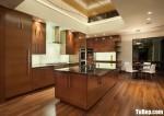 ủ bếp gỗ Laminate thiết kế hiện đại sang trọng – TBT3312