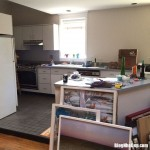 Cải tạo lại nhà bếp với màu xanh theo phong cách retro và cái kết khiến ai cũng bất ngờ