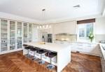 Tủ bếp hiện đại và đa năng là những điều tất yếu trong không gian bếp