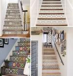 3 lí do bạn nên chọn gạch bông lát cầu thang cho nhà ở