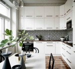 Cách chọn gạch bông ốp tường bếp chuẩn nhất hiện nay