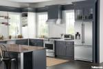 Tủ bếp gỗ Dỗi có bàn đảo tiện dụng– TBT3821