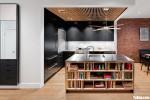 Tủ bếp gỗ Laminate thiết kế hiện đại sang trọng – TBT3923