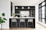 Tủ bếp gỗ Laminate thiết kế nhỏ gọn sang trọng – TBT3957